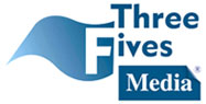 Three Fives Media logo